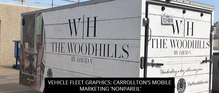 Vehicle Fleet Graphics: Carrollton's Mobile Marketing 'Nonpareil'